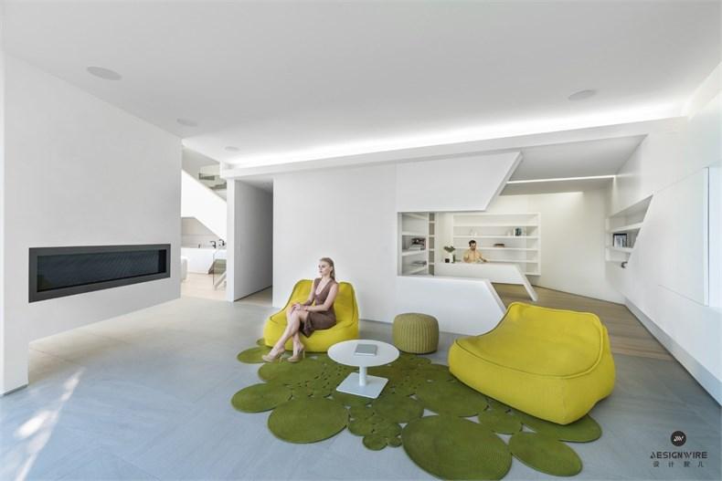 洛杉矶好莱坞山Mu77住宅设计-09