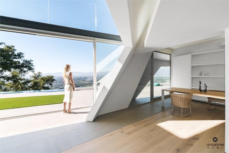 洛杉矶好莱坞山Mu77住宅设计-12