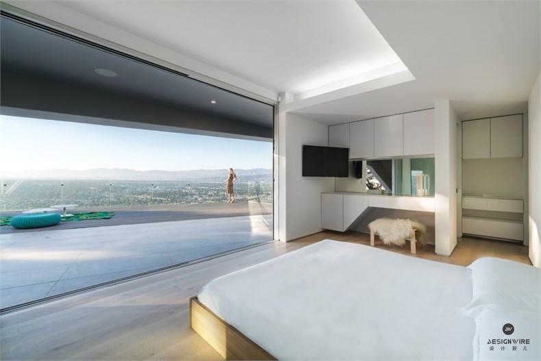 洛杉矶好莱坞山Mu77住宅设计-13
