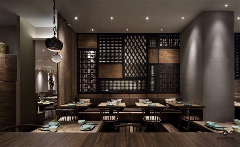 王锟:罗湖金光华炭舍餐厅设计-03