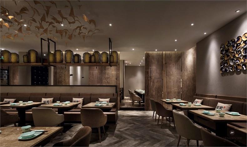 王锟:罗湖金光华炭舍餐厅设计-06