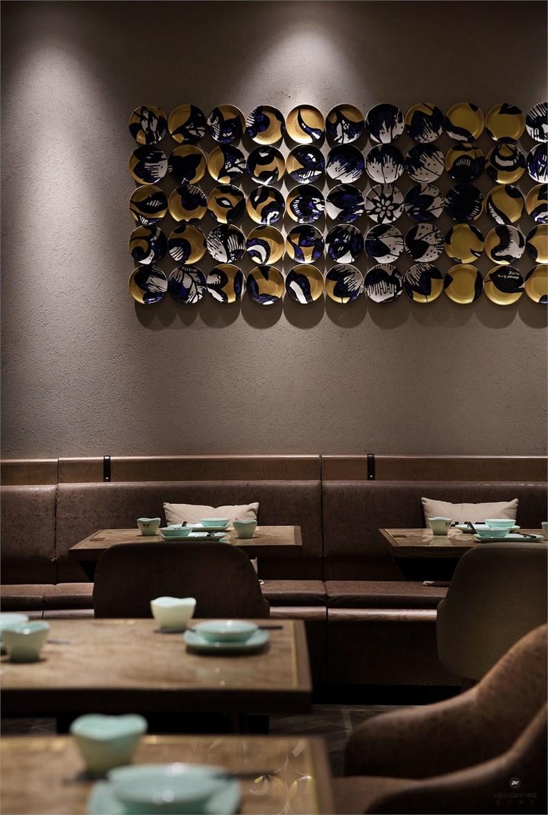 王锟:罗湖金光华炭舍餐厅设计-07