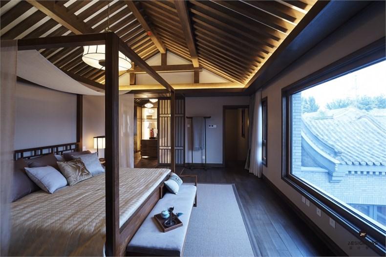 赵丽坤:易郡新北京四合院三期别墅设计
