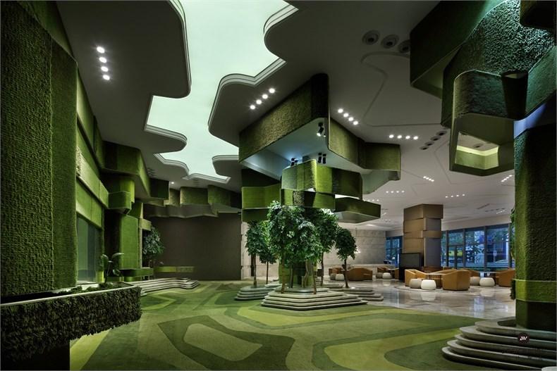 罗灵杰&龙慧祺:深圳来福士广场销售中心设计-07