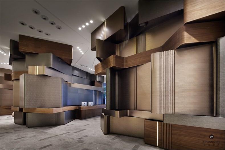 罗灵杰&龙慧祺:深圳来福士广场销售中心设计-10