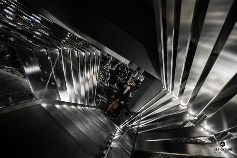 黄永才:广州D-Force会所设计-06