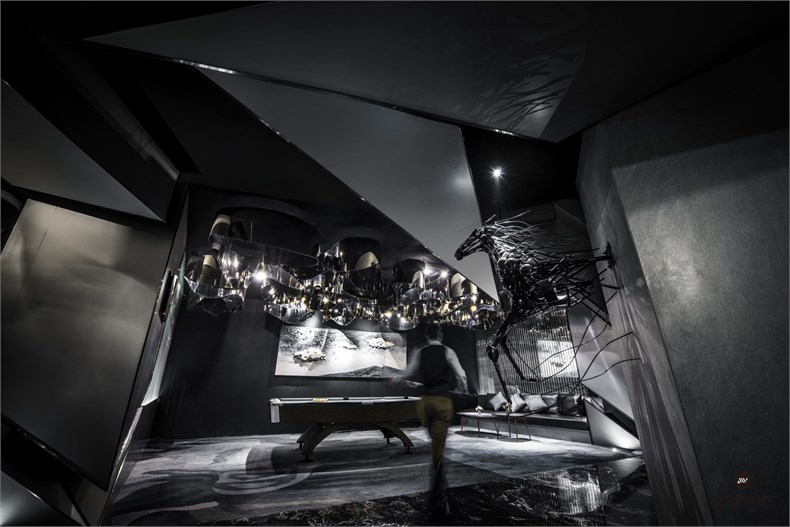 黄永才:广州D-Force会所设计-09