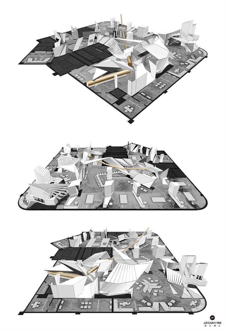黄永才:广州D-Force会所设计-15