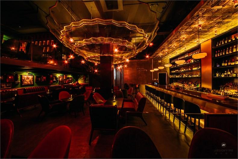 刘涛:青岛Slogan酒吧设计-04