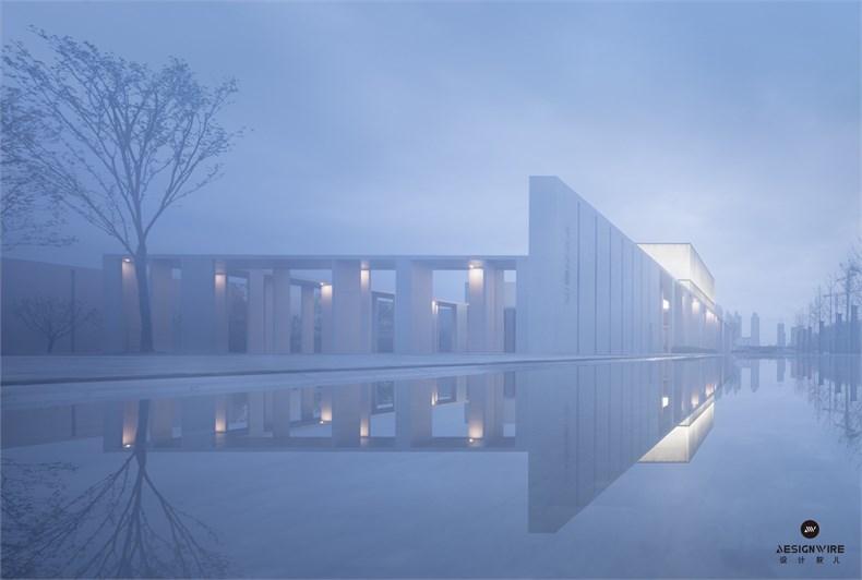 肖诚:合肥北城中央公园文化艺术中心设计-01