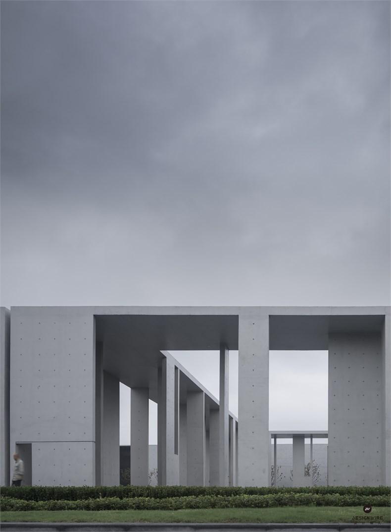 肖诚:合肥北城中央公园文化艺术中心设计-02