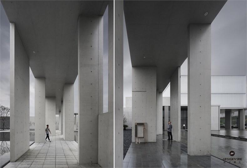 肖诚:合肥北城中央公园文化艺术中心设计-05