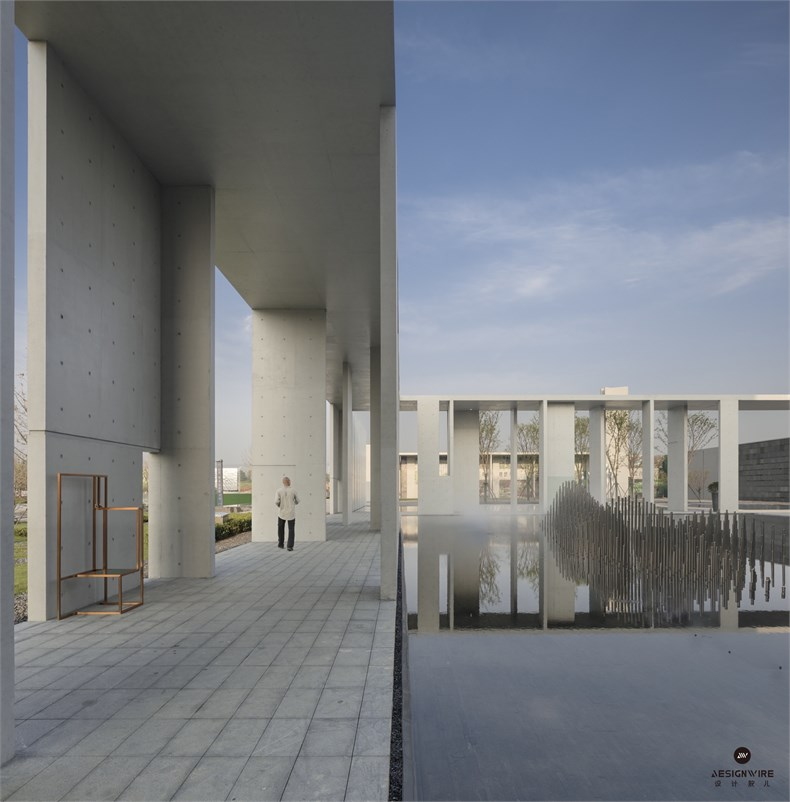 肖诚:合肥北城中央公园文化艺术中心设计-06