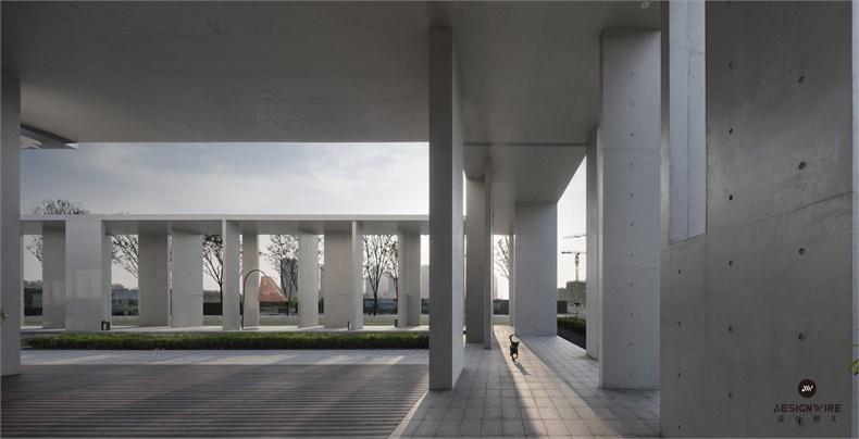 肖诚:合肥北城中央公园文化艺术中心设计-08