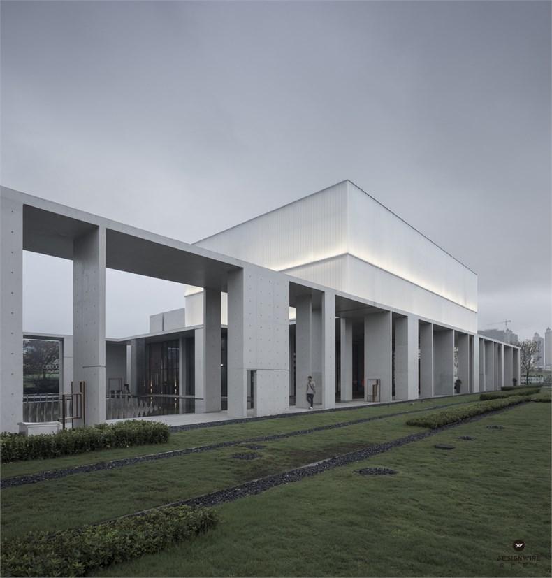 肖诚:合肥北城中央公园文化艺术中心设计-09