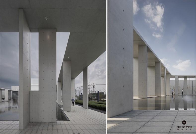 肖诚:合肥北城中央公园文化艺术中心设计-11
