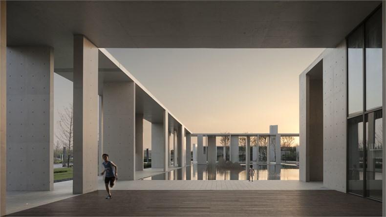 肖诚:合肥北城中央公园文化艺术中心设计-22