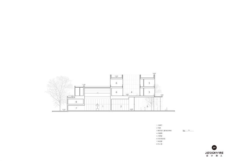 肖诚:合肥北城中央公园文化艺术中心设计-23