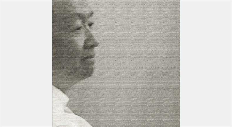 """""""卢志荣「合一」宏观与微观世界的缄默""""展览在京开幕-04"""
