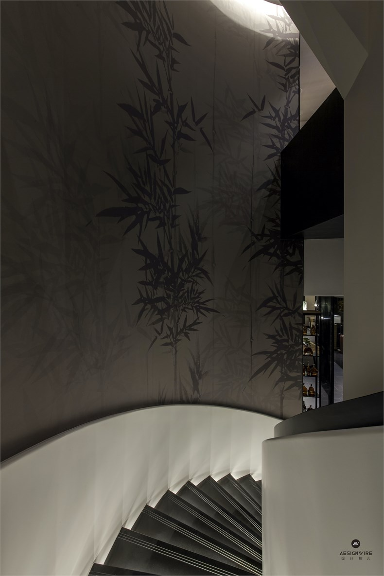 何永明:东莞碧桂园映月台/Country Garden- Chinese Ink Cloud Pavilion-06