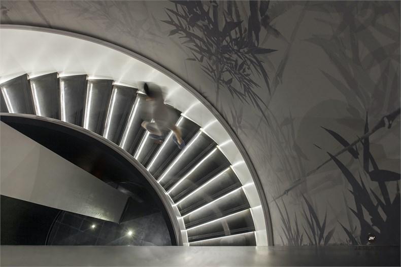 何永明:东莞碧桂园映月台/Country Garden- Chinese Ink Cloud Pavilion-07