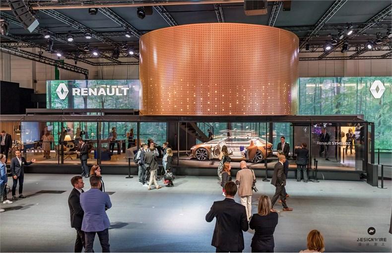 Renault debut Symbioz in Frankfurt Motor Show 2017-01