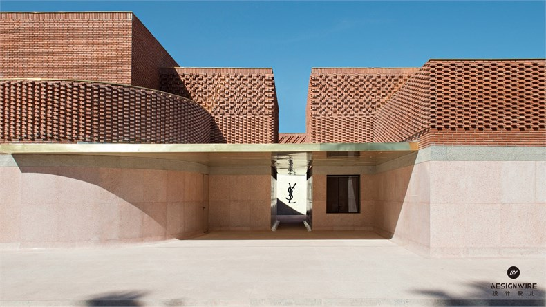 摩洛哥YSL博物馆设计11.jpg