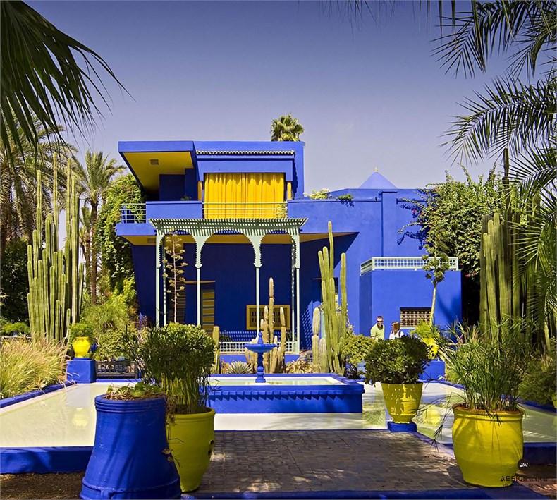 摩洛哥YSL博物館設計01.jpg