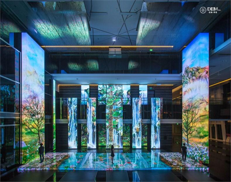 中國信託銀行 CTBC BANK – 多媒體互動藝術裝置第二代.jpg