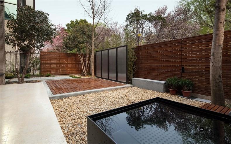杨添堡:上海南翔光影住宅设计-02