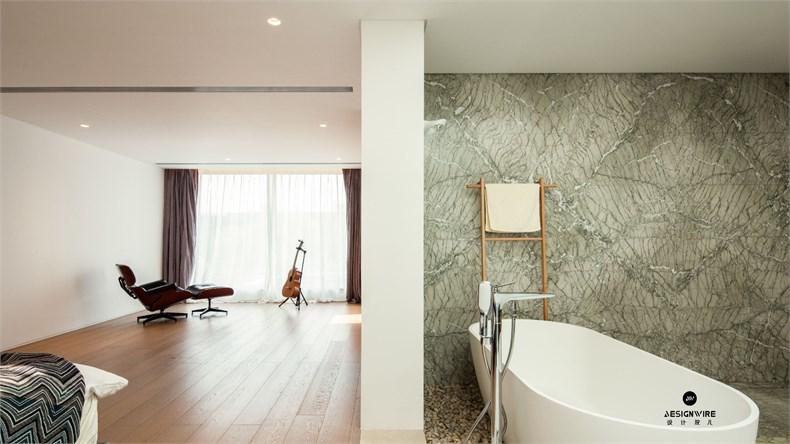 杨添堡:上海南翔光影住宅设计-21
