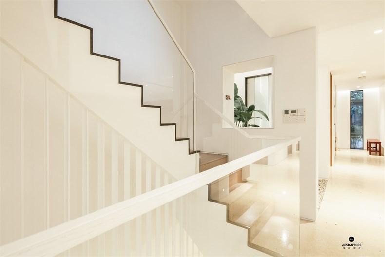 杨添堡:上海南翔光影住宅设计-18