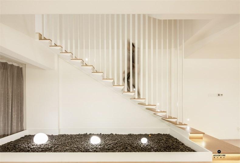杨添堡:上海南翔光影住宅设计-15