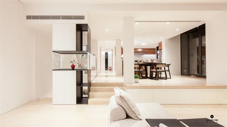 杨添堡:上海南翔光影住宅设计-11