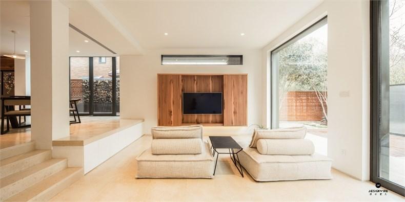 杨添堡:上海南翔光影住宅设计-16