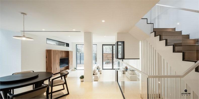 杨添堡:上海南翔光影住宅设计-17