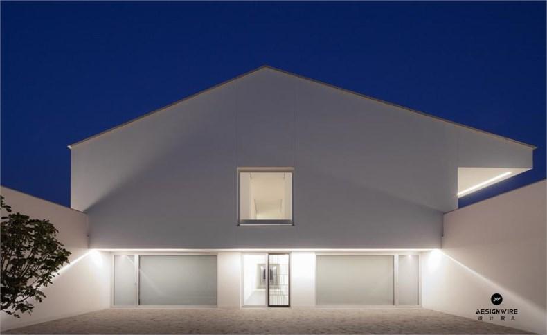 Slow architecture:威尼托Casa delle Bottere complex建筑群設計-06