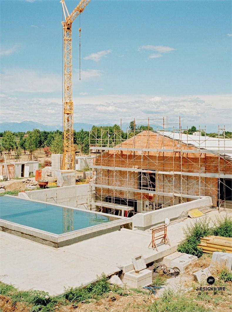 Slow architecture:威尼托Casa delle Bottere complex建筑群設計-03