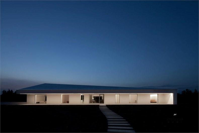 Slow architecture:威尼托Casa delle Bottere complex建筑群設計-09