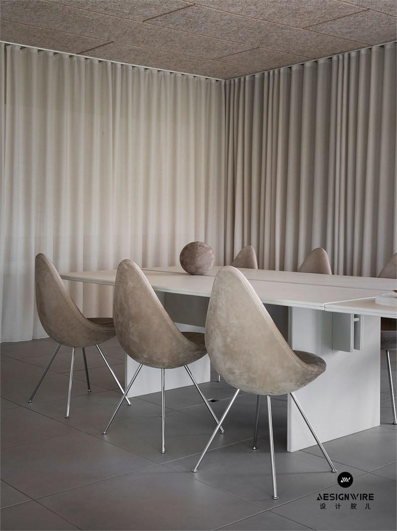 Norm Architects:丹麦SørensenLeather新总部设计-04