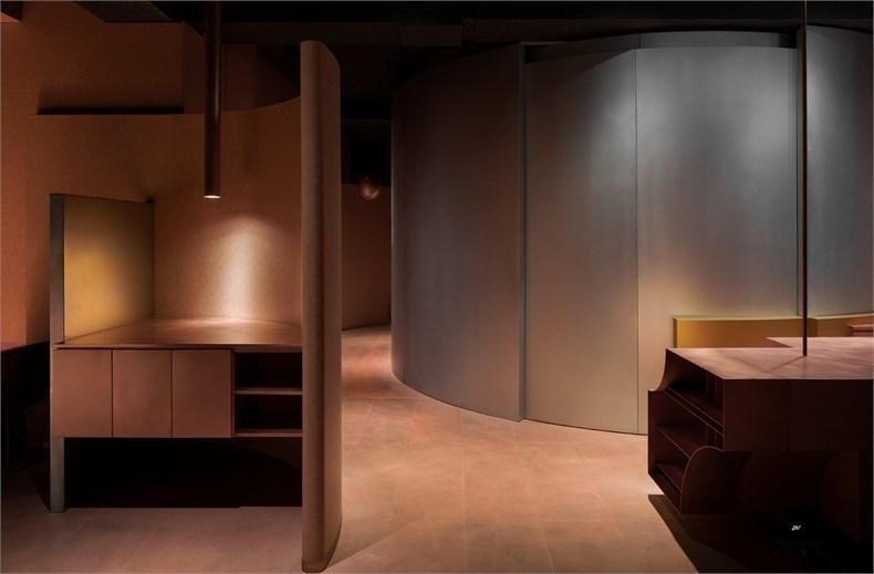 叶梹室内设计:杭州CHOCLAB潮牌店设计-26