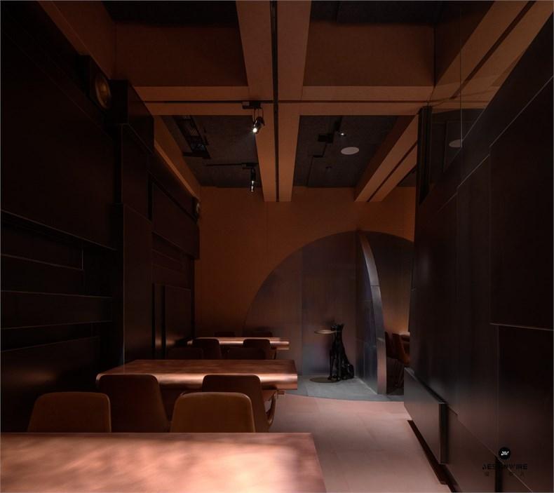 叶梹室内设计:杭州CHOCLAB潮牌店设计-23