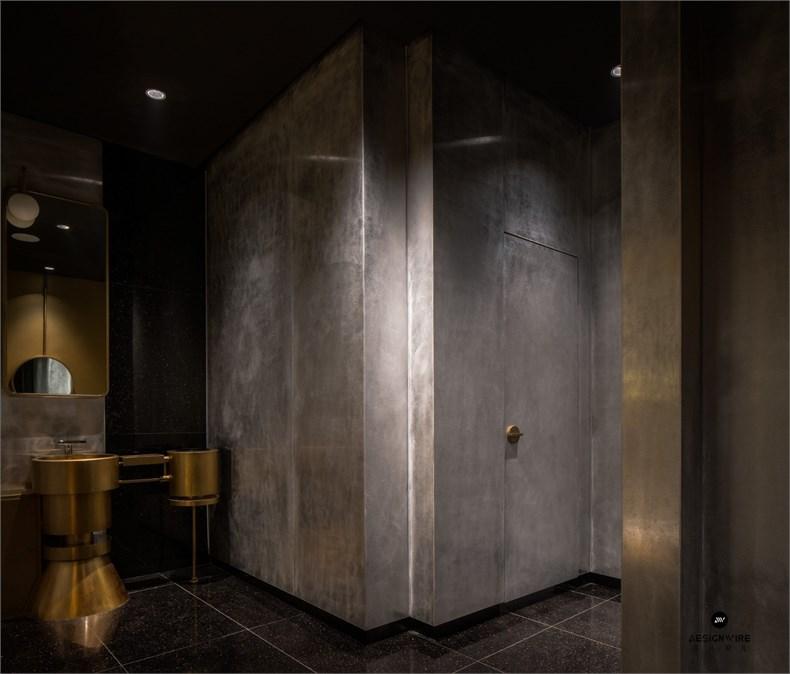 叶梹室内设计:杭州CHOCLAB潮牌店设计-27