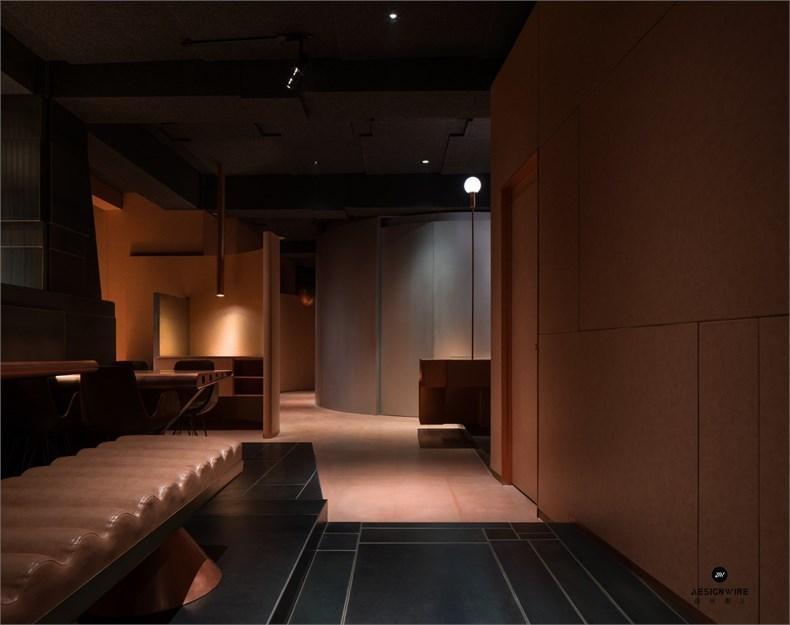 叶梹室内设计:杭州CHOCLAB潮牌店设计-24