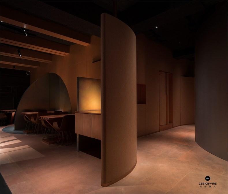 叶梹室内设计:杭州CHOCLAB潮牌店设计-25