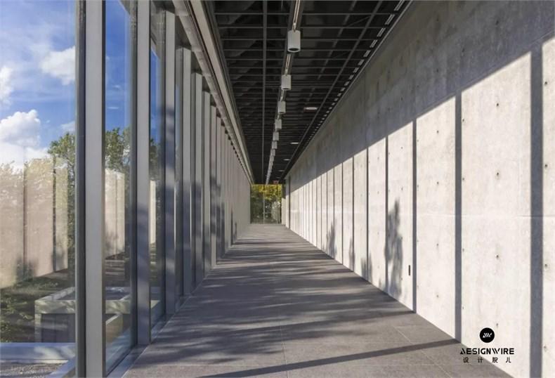安藤忠雄:赖特伍德659展览空间设计-11