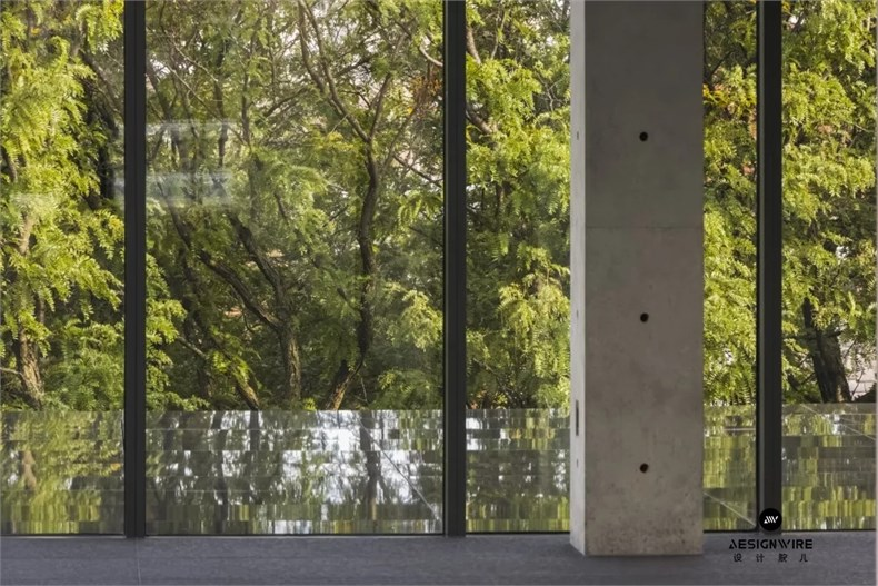 安藤忠雄:赖特伍德659展览空间设计-12