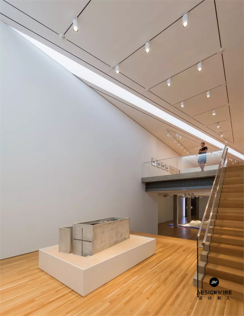 安藤忠雄:赖特伍德659展览空间设计-09