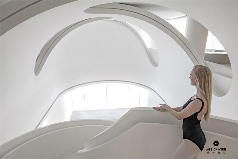 PONE ARCHITECTURE:武汉保利和乐国际艺术中心设计-06