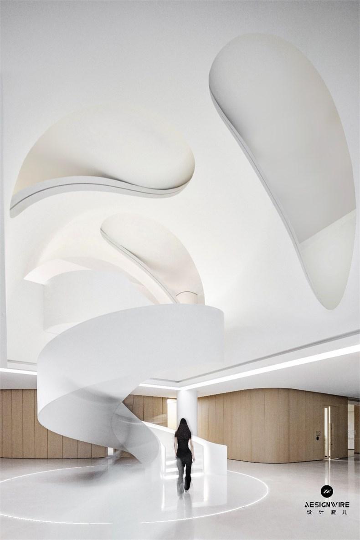 PONE ARCHITECTURE:武汉保利和乐国际艺术中心设计-07
